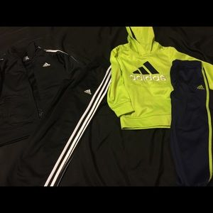 Boys Adidas Clothes
